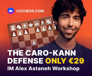 Cochess Caro-Kann workshop