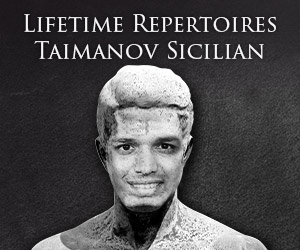 Lifetime Repertoire Taimanov