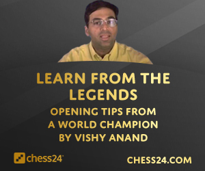 Vishy Anand Opening Tips